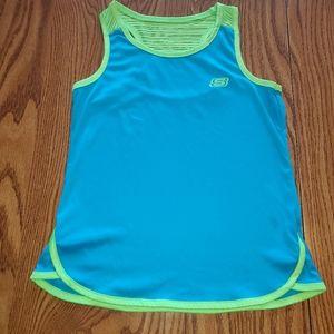Girls active wear top